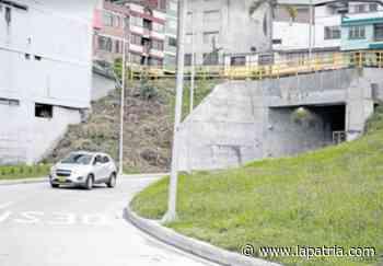 Dan paso por el deprimido vial de Campohermoso - La Patria.com