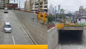 Ya se habilitó la vía desde Campohermoso hacia Liborio en Manizales - Caracol Radio