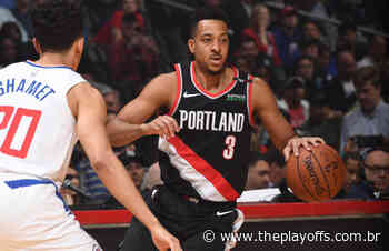 CJ McCollum deve retornar às quadras contra New Orleans Pelicans - The Playoffs