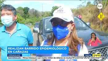 Aumentan casos de COVID-19 en Cañazas de Veraguas - TVN Noticias