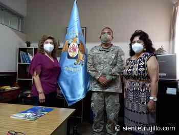CEPUNT refuerza conocimientos a estudiantes de colegio militar Ramón Castilla - Siente Trujillo