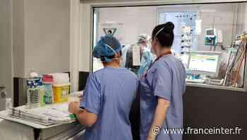 """À l'hôpital de Montfermeil, en Seine-Saint-Denis : """"En réanimation, les patients arrivent tout le temps"""" - France Inter"""