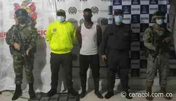 Capturado en Guapi presunto asesino de un excombatiente de las Farc - Caracol Radio