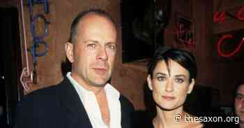 Bruce Willis disturbed by Demi Moore during their meeting, the adorable confidences - The Saxon