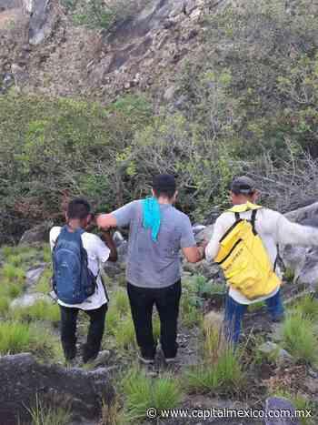INM rescató a un migrante salvadoreño extraviado en cerro 'La Punta', Chiapas - Capital México