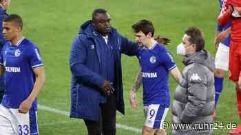 Schalke 04 vor Zerfall: Jetzt führt Gerald Asamoah zwei Pflichten ein - ruhr24.de
