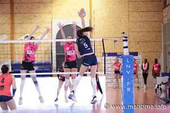 Istres Provence Volley obtient un précieux point à Venelles - Aix en Provence - Sports - Maritima.info