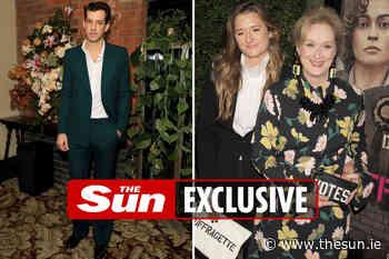 Mark Ronson is secretly dating Meryl Streep's daughter Grace... - The Irish Sun