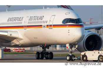 """Luftwaffe: Zweite Bundes-A350 heißt """"Konrad Adenauer"""" - FLUG REVUE"""