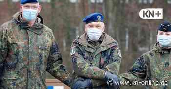 Führungswechsel beim Zentralen Stab der Bundeswehr in Kronshagen - Kieler Nachrichten