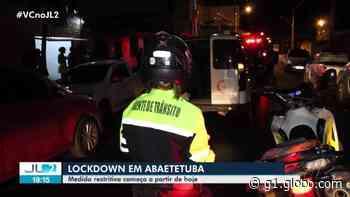Abaetetuba, no PA, aumenta restrições de atividades não essenciais por sete dias - G1