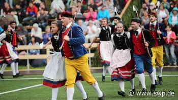 Schäferlauf Bad Urach 2021: Traditionsfest ist abgesagt - Corona-konforme Variante keine Alternative - SWP