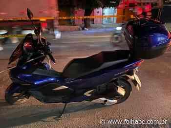 Motociclista morre atropelado por caminhão bitrem em Abreu e Lima - Folha de Pernambuco