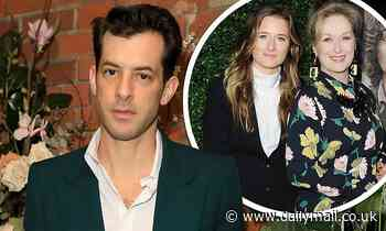 Mark Ronson 'is secretly dating Meryl Streep's actress daughter Grace Gummer' - Daily Mail