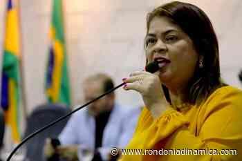 Deputada Cassia Muleta participa de Força-Tarefa para discutir medidas para evitar o colapso no fornecimento de ôxigênio - Rondônia Dinâmica