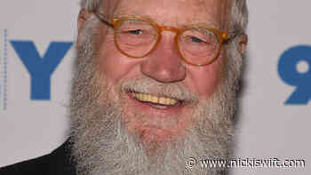 Here's Why David Letterman Took A Dig At Jimmy Fallon - Nicki Swift