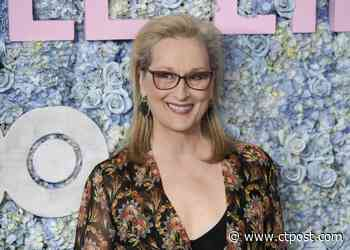 Meryl Streep, person who found Titanic are members of CT's Hall of Fame - CTPost