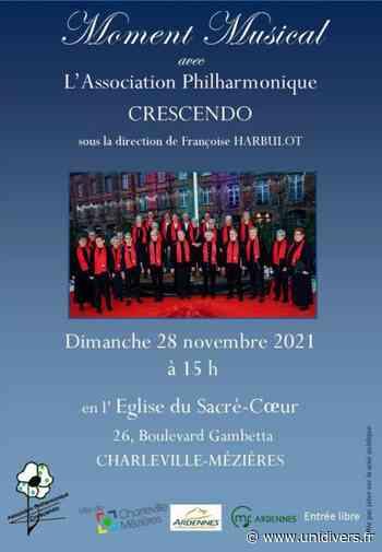 Eglise du Sacré-Coeur dimanche 28 novembre 2021 - Unidivers