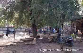 Mueren ahogados en un pozo de agua 3 jóvenes en Arcelia - Quadratin Guerrero