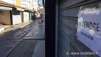 Agde : le long de l'allée de la Flânerie, des murs commerciaux à céder - Midi Libre