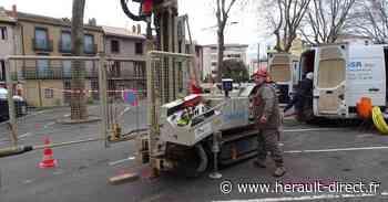 Agde - Promenade : Les grands travaux ont commencé ! - HERAULT direct