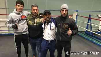 Agde : dans un contexte particulier, les boxeurs agathois font le métier - Midi Libre