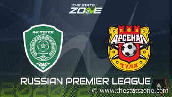 2020-21 Russian Premier League – Akhmat Grozny vs Arsenal Tula Preview & Prediction - The Stats Zone