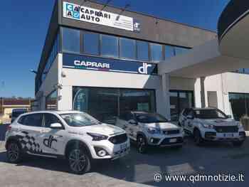 CASTELPLANIO / Dr Automobiles, l'ecoincentivo con Caprari Auto - QDM Notizie