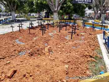 Prefeitura retira intervenção sobre prevenção a Covid-19 em praça de Mauriti - Badalo