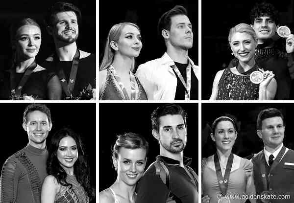 Ice Dance world title up for grabs in Stockholm