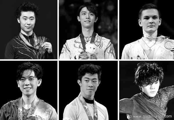 Hanyu, Chen face off again in Stockholm