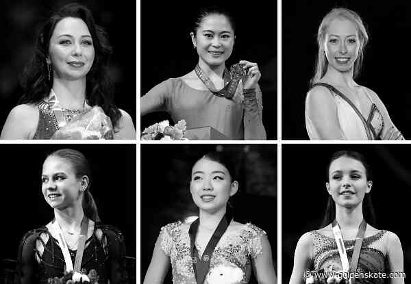 Quad and Triple Axel Battle Ahead for Ladies in Stockholm