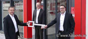 Sparkasse in Eichenzell: Markus Goldbach übergibt Filialleitung an Michael Seng - Fuldainfo