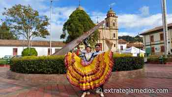Nemocón todo listo para el Festival Concurso nacional de Danza Andina - Extrategia Medios - Extrategia Medios