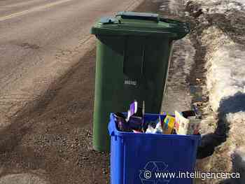 Waste collection schedules for residents in Petawawa, Pembroke and Laurentian Valley mailed out soon - Belleville Intelligencer