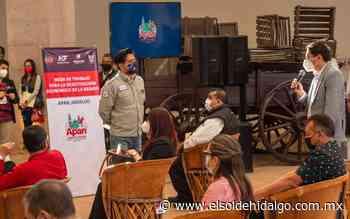 Crean plan de apoyo económico en Apan - El Sol de Hidalgo