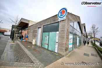 Aulnoye-Aymeries : le magasin Leclerc s'agrandit de 400 m2 - L'Observateur