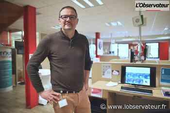 Aulnoye-Aymeries : un nouveau directeur à l'agence Pôle emploi - L'Observateur