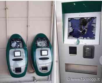 Stazione di Airasca: uomo danneggia la self service di biglietti e le due obliteratrici nuove - TorinOggi.it