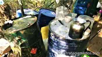 Fiscalía retira preacuerdo con mayordomo en Guasca donde había un laboratorio de coca - Extrategia Medios - Extrategia Medios