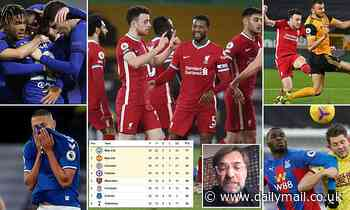 Liverpool: Jurgen Klopp's top four claim looks like a classic case of mind games