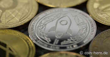 Der Kurs von Stellar (XLM) fällt unter 0,3800 USD - Coin-Hero
