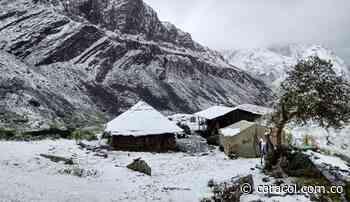 La maravilla no se detiene en el Nevado de El Cocuy en Boyacá - Caracol Radio