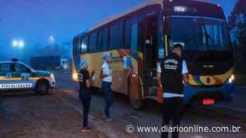 Abaetetuba decreta lockdown e Barcarena instala barreiras nas entradas da cidade - DOL - Diário Online