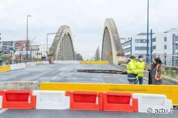 Seine-Saint-Denis. Pont entre Drancy et Le Bourget : les travaux pourraient durer au moins deux mois - actu.fr