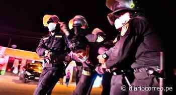 Detienen a protestantes que bloquean la carretera Arequipa-Yura (VIDEO) - Diario Correo