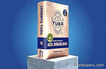 YURA SA invierte cerca de 200 millones de dólares en maquinaria y equipos para la fabricación de cemento de calidad mundial - Press Perú