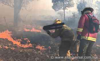 Suspenden clases en Zapotlán El Grande y Zapotiltic, Jalisco, por incendios forestales   El Universal - El Universal