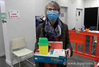 Hauts-de-Seine : premières vaccinations à domicile avec le centre de Garches - Le Parisien