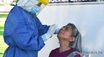 La Libertad: aplicaron pruebas moleculares a 500 personas en valle Chicama - LaRepública.pe